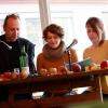 Nell Leyshon: The Colour of Milk / Café Flocke