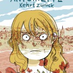 Graphic Novel Antoinette Cover